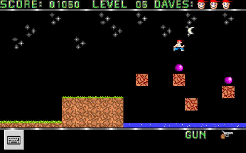 بازی آنلاین دیو Dave