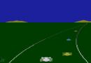 بازی آنلاین اتومبیلرانی اندورو Enduro آتاری 2600