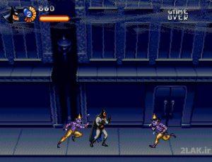 بازی آنلاین ماجراهای بتمن و رابین The Adventures of Batman & Robin کنسول سگا جنسیس