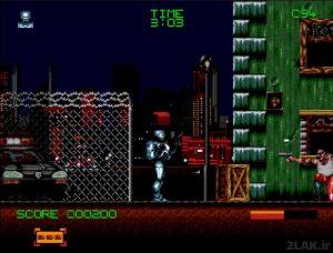 بازی آنلاین پلیس آهنی یا روبوکوپ 3 - RoboCop 3