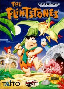 بازی آنلاین عصر حجر یا فلینتستون ها The Flintstones کنسول سگا جنسیس