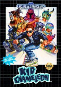 بازی آنلاین سگا بچه آفتاب پرست - Kid Chameleon