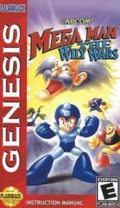 بازی آنلاین سگا مگا من - جنگ های زیرکانه Mega Man - The Wily Wars