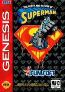 بازی آنلاین سگا مرگ و بازگشت سوپرمن - The Death and Return of Superman