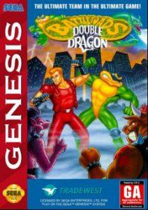 بازی آنلاین سگا بتللودز - اژدهای دوگانه Battletoads - Double Dragon