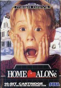 بازی آنلاین سگا تنها در خانه - Home Alone