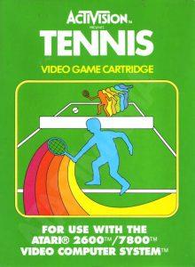 بازی آنلاین آتاری تنیس Tennis